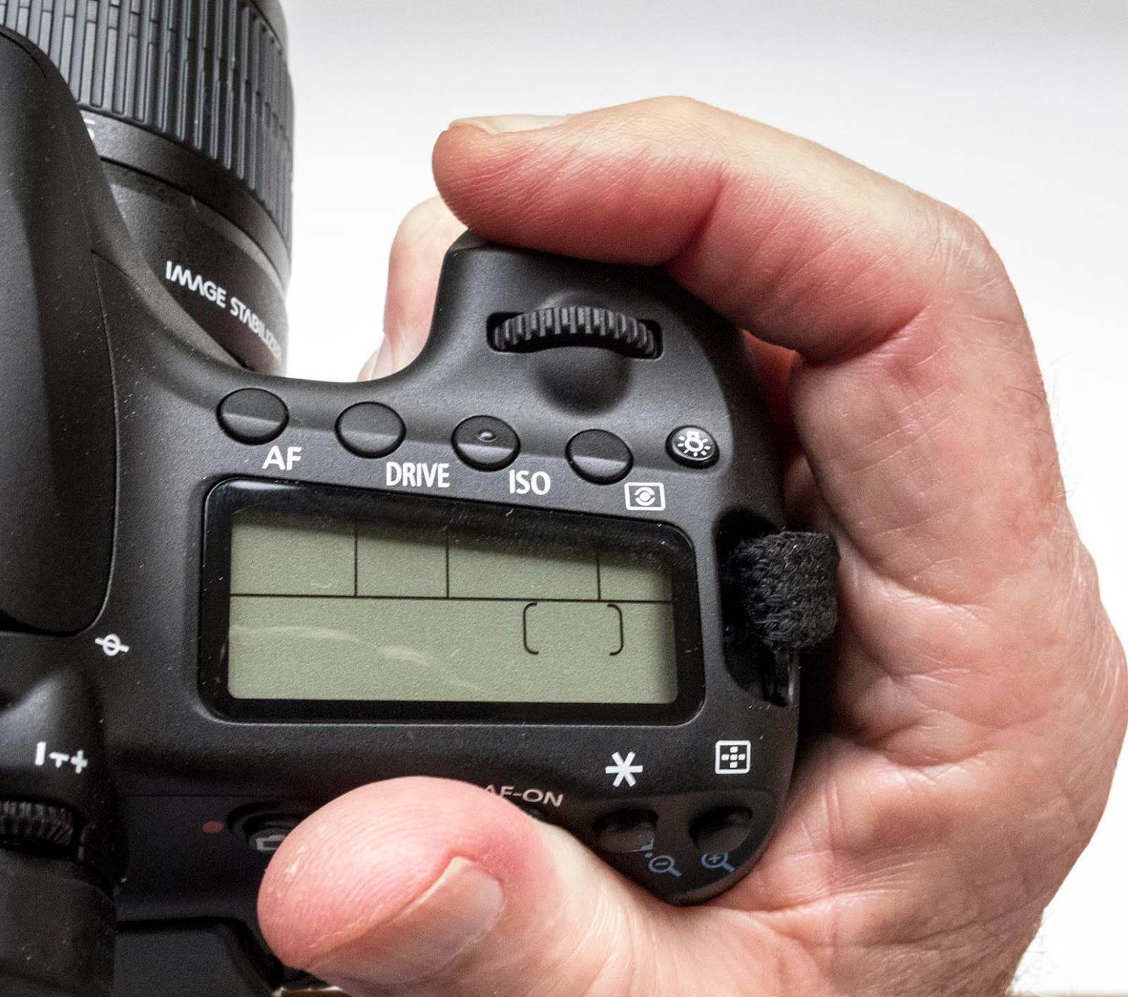 Camera Ergonomics