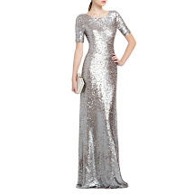 Dress Shopping 10 Sparkling Sequined Evening Gowns