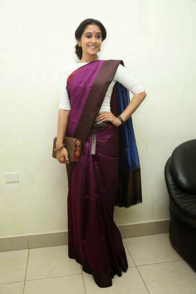 Regina Cassandra In Payal Khandwala Saree
