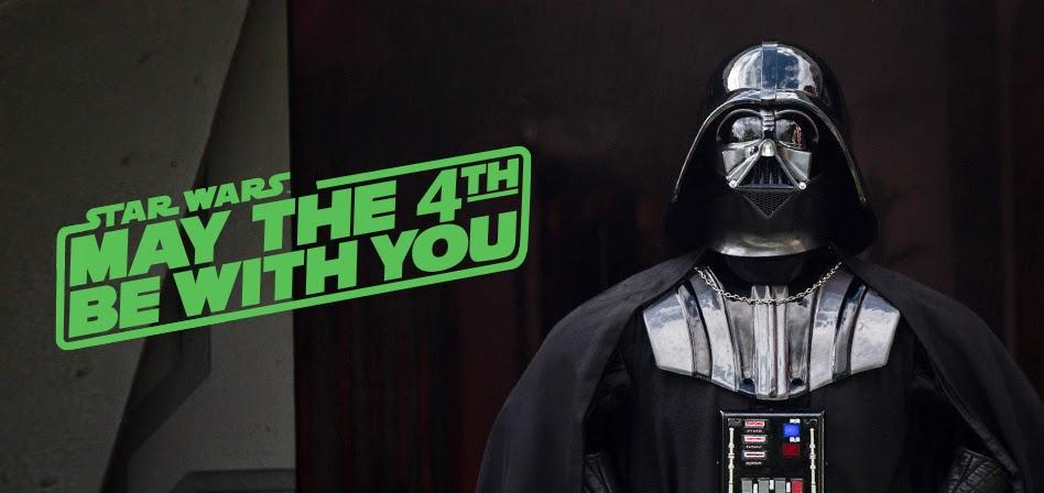 Día de Star Wars - 4 de Mayo