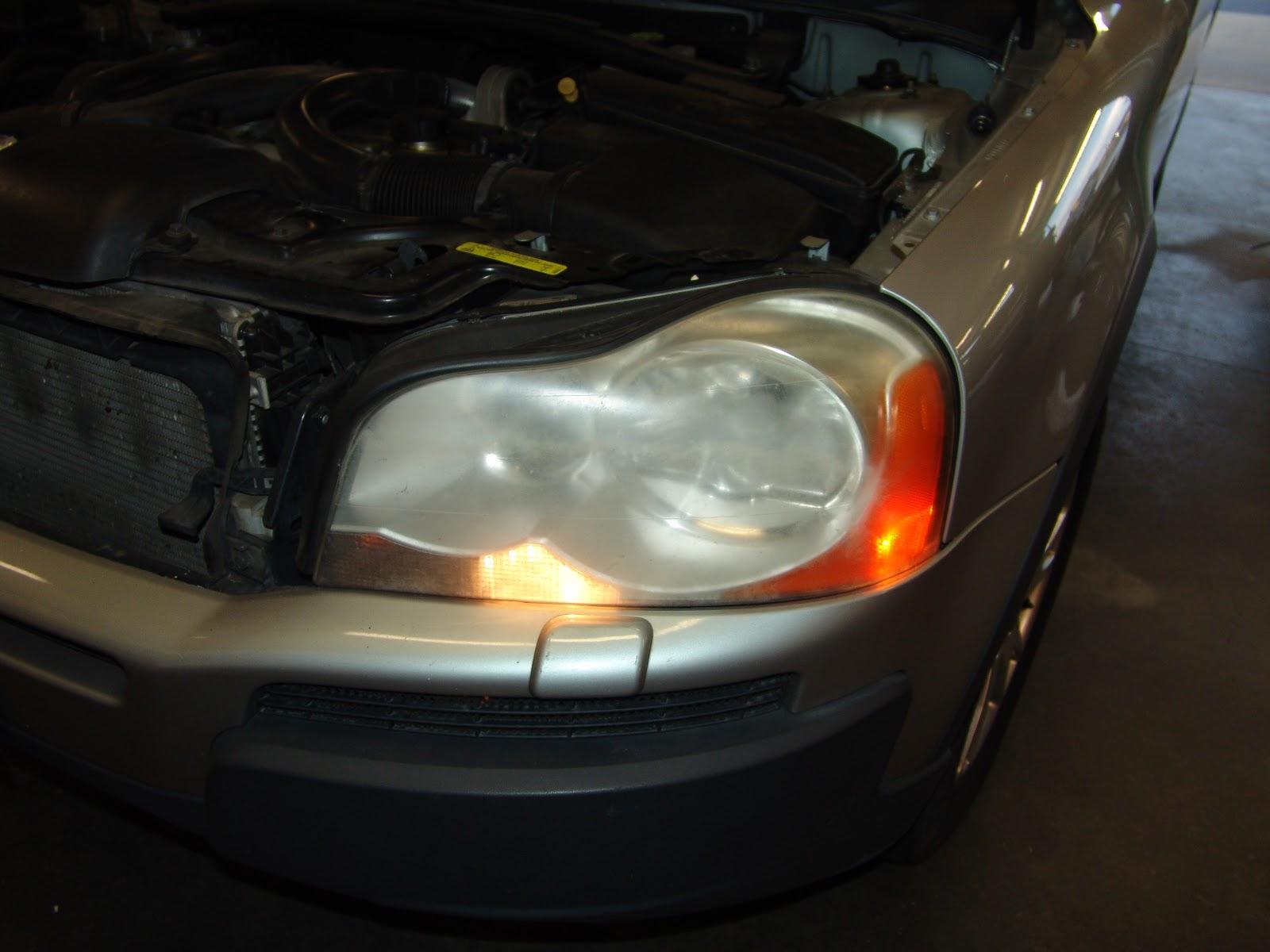Volvo Xc90 Headlight Wiring Diagram : Volvo xc headlight hid wiring harness install