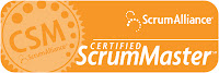 Jan Northoff Scrum Master Certificate from Scrum Alliance