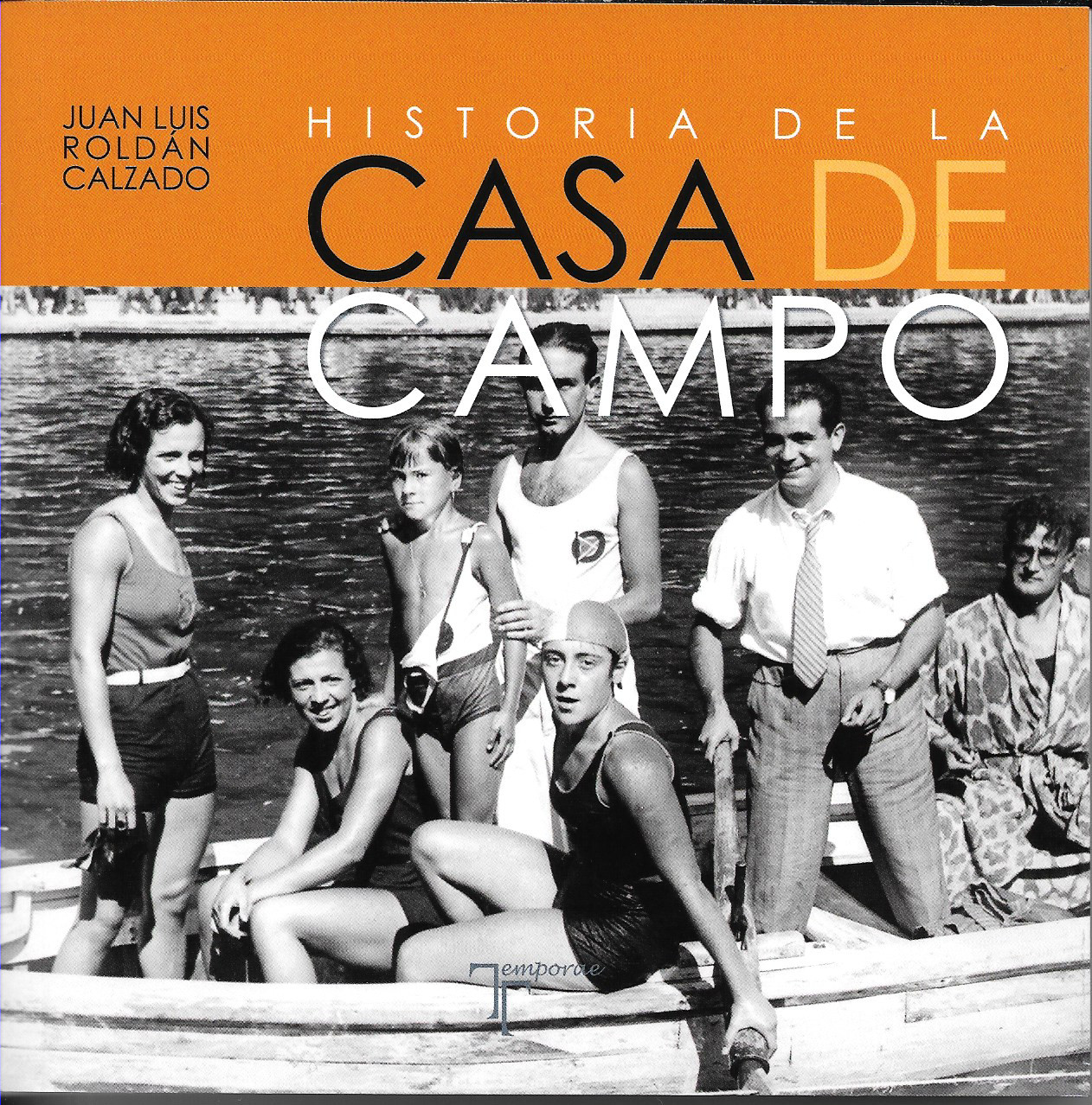 """Libro """"Historia de la Casa de Campo"""""""