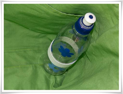 Sommarväska resårögla för vattenflaska