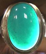 Batu Bacan Crystal