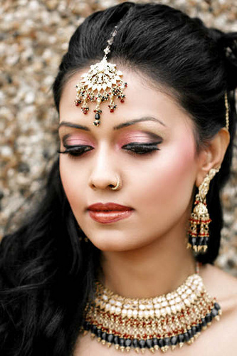 Indian Bridal Makeup Photography Tips - From your Indian Celebrity ...