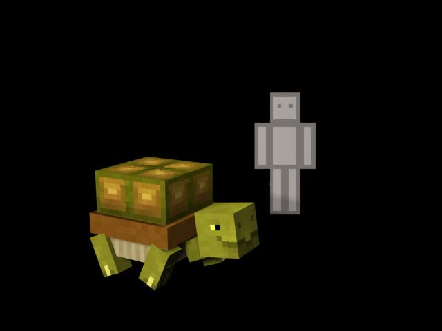 Tortuga Inventario Minecraft 1.8 - Quintessential Creatures 2.0