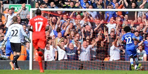 Hasil Bola Liverpool vs Chelsea 27 April 2014 - Super Sunday EPL