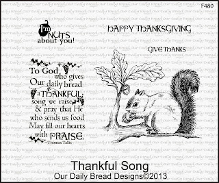 "ODBD ""Thankful Song"""