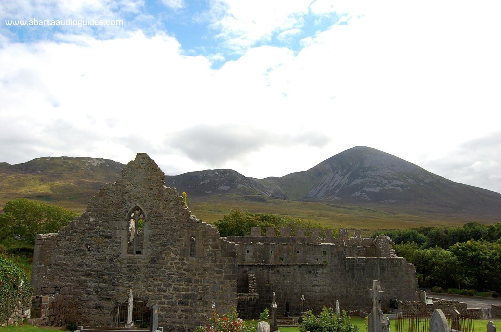 monte Croagh Patrick - Murrisk, Irlanda