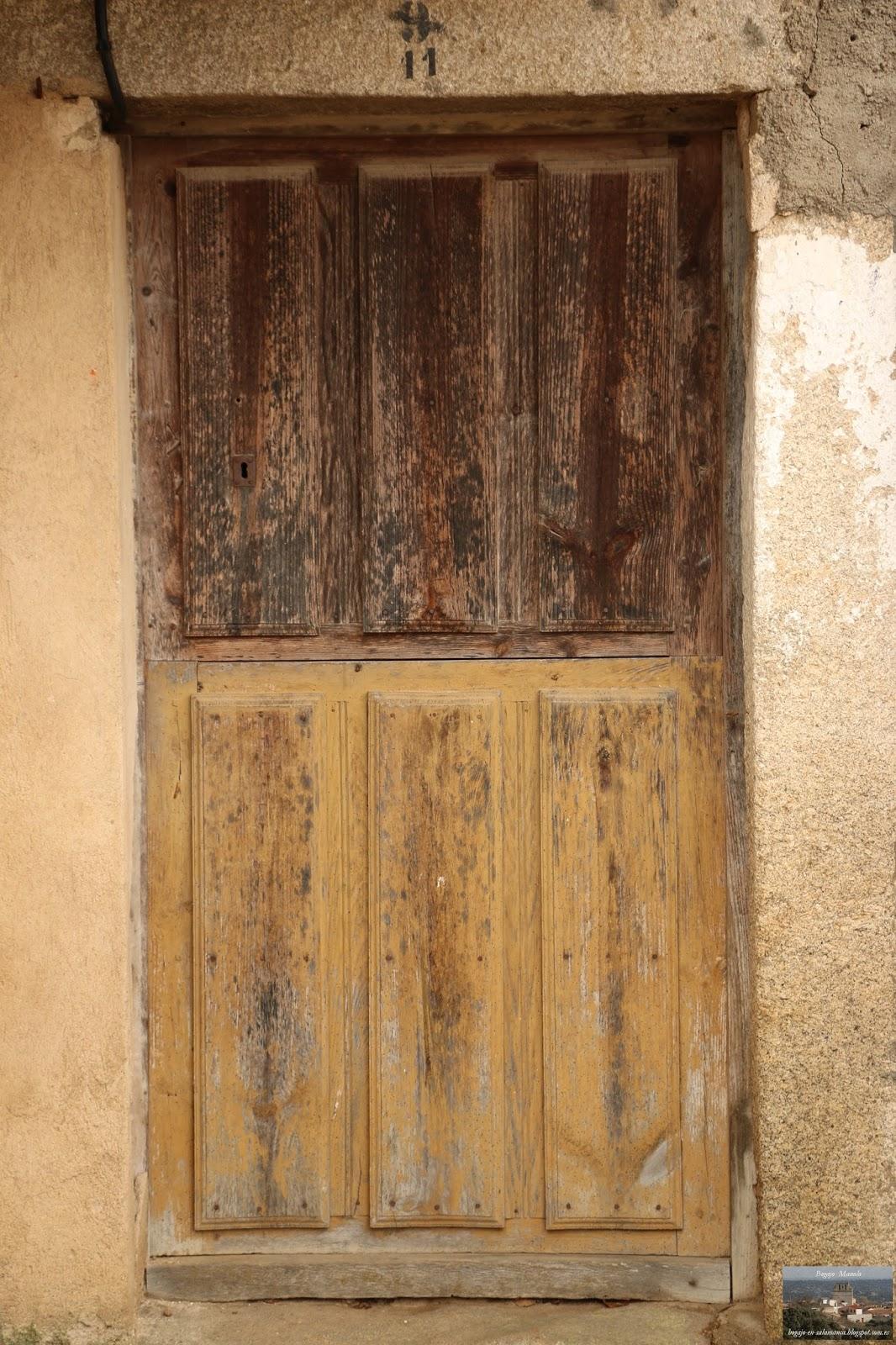 Bogajo salamanca puertas y ventanas antiguas en bogajo for Puertas salamanca