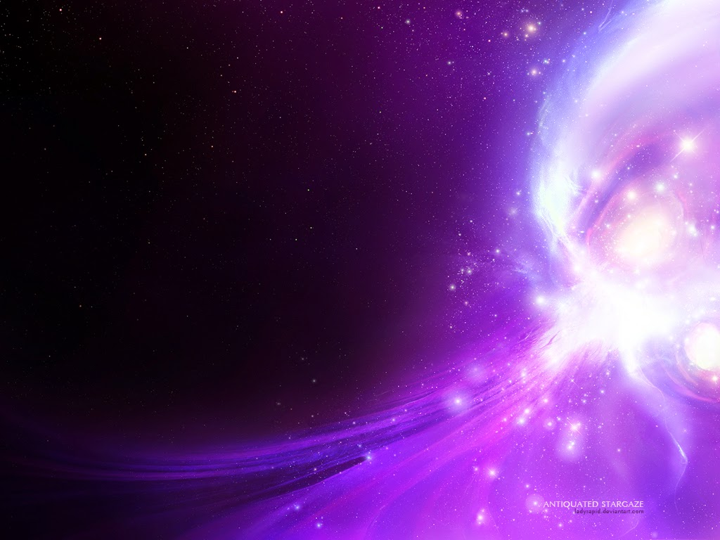 Purple Space Stars wallpaper, Images, Photos, Pics
