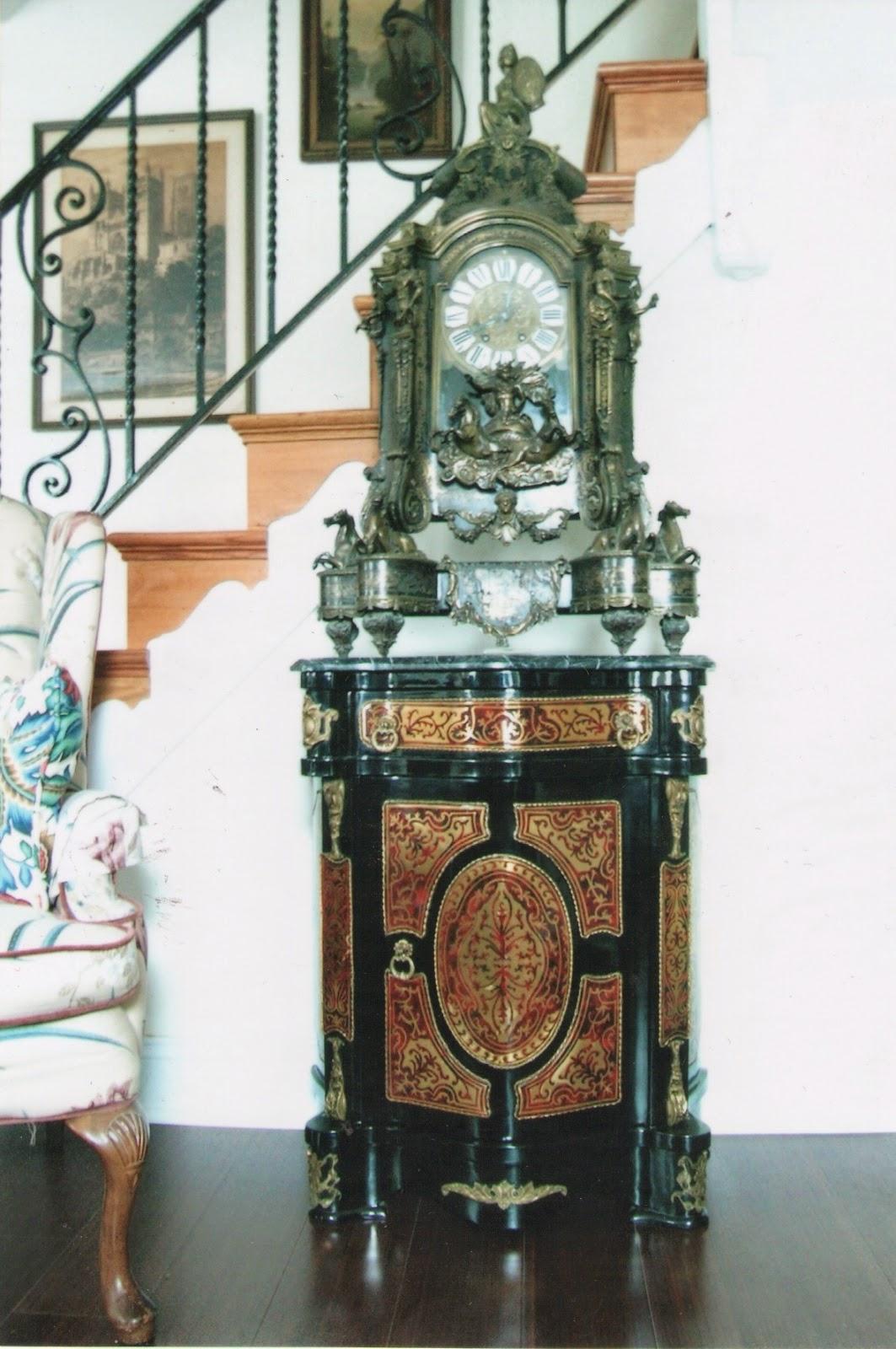 Boulle Clock Restoration - Part #1