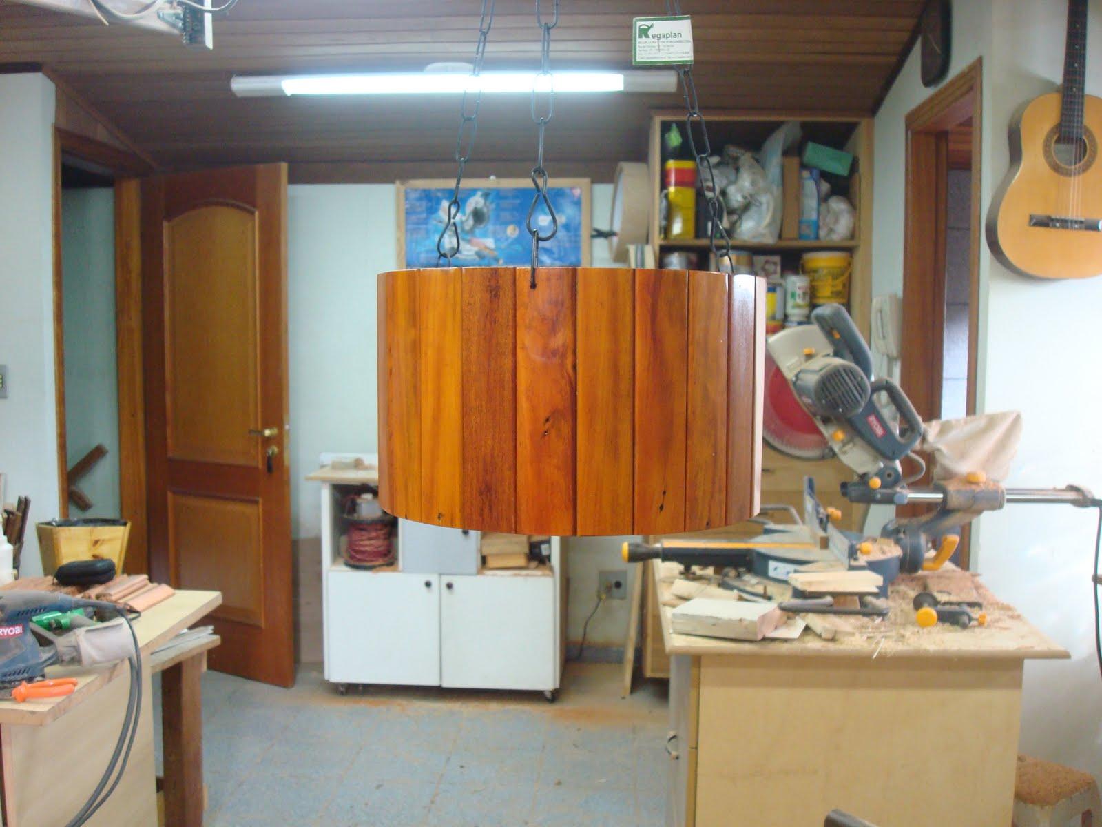 do Zero: Vaso (cachepo) para pendurar feito em madeira peroba rosa #AF651C 1600x1200