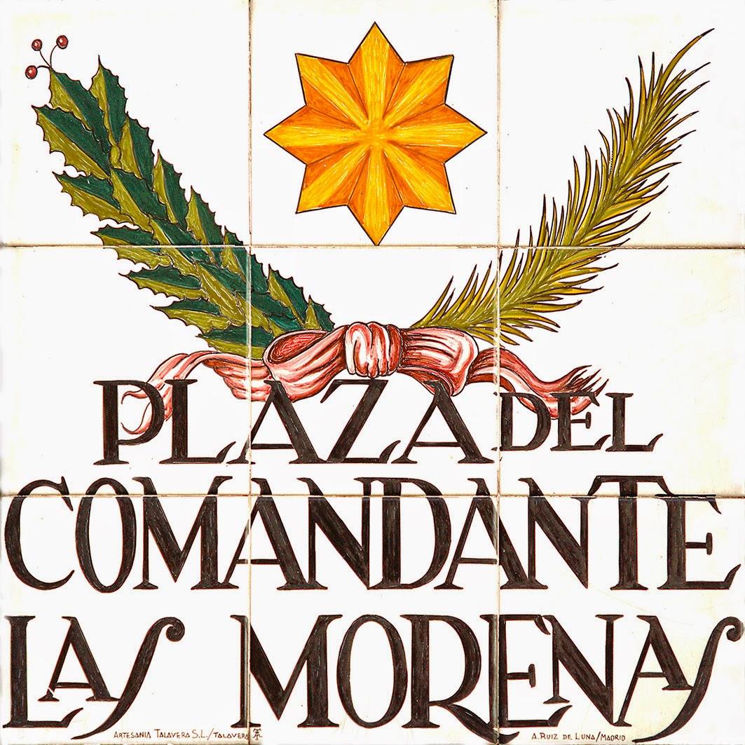 Plaza del Comandante Las Morenas