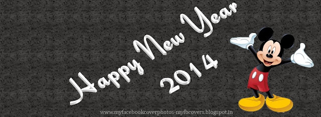 Happy New Year 2014 Facebook Status Updates with Images
