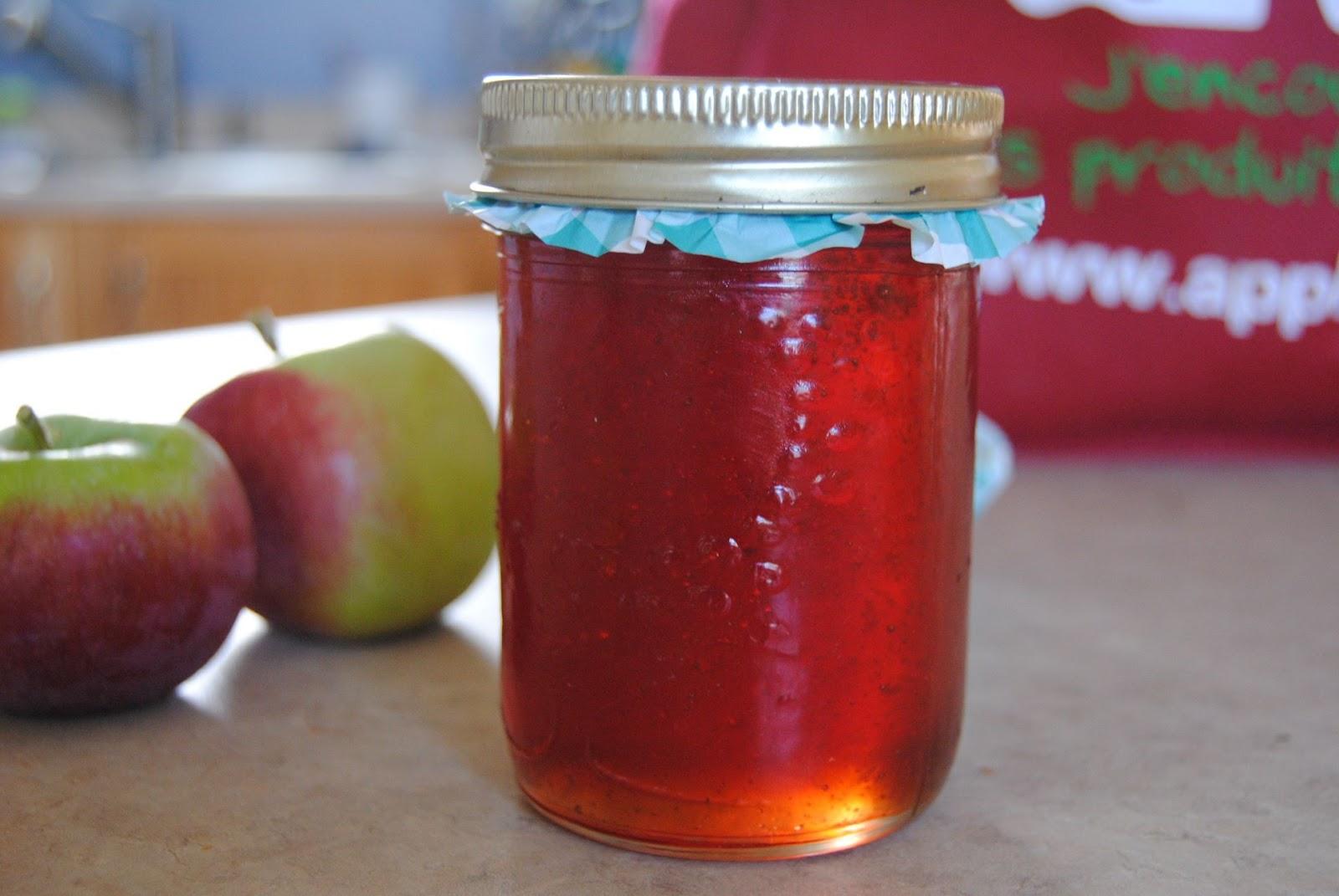 Яблочное желе - пошаговый рецепт с фото на Повар. ру 23