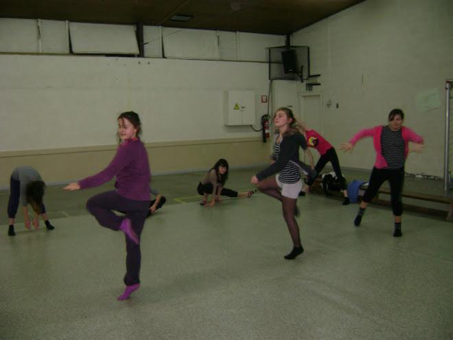 danse ados niveau 2