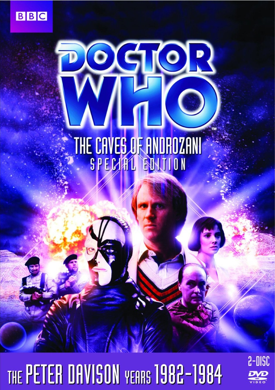 Doctor Who - The Caves of Androzani movie