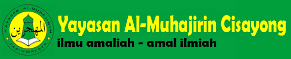 Yayasan Al-Muhajirin Cisayong