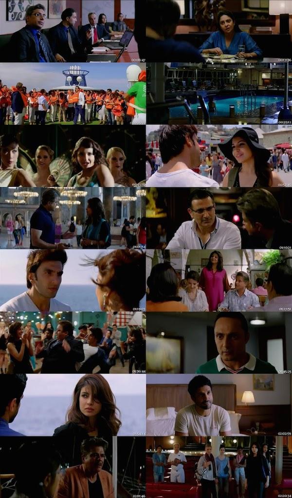 Dil Dhadakne Do 2015 Hindi DVDRip 720p 700mb