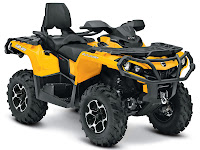 2013 Can-Am Outlander MAX XT 800R ATV pictures 4
