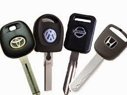 kunci mobil hilang