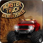 เกมส์ GAME Monster Truck Demolisher