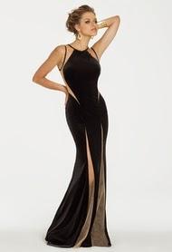 vestido preto longo sensual - dicas e modelos