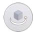 icona scatto foto 3d e visualizzazione s6