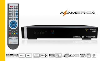 Receptor Az Am%25C3%25A9rica S922 HD 1  51729 zoom Azamerica S922 | Atualização Azamerica S922 Ultima versão 008