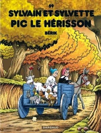 http://www.bedetheque.com/BD-Sylvain-et-Sylvette-Tome-59-Pic-le-herisson-212948.html