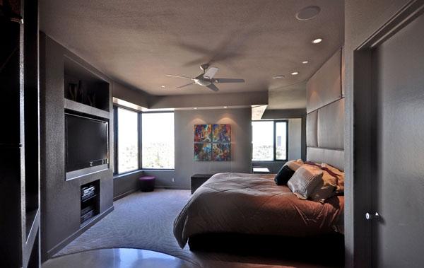 hogares frescos apartamento de lujo en arizona con