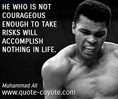 .Muhammad Ali quote of the week