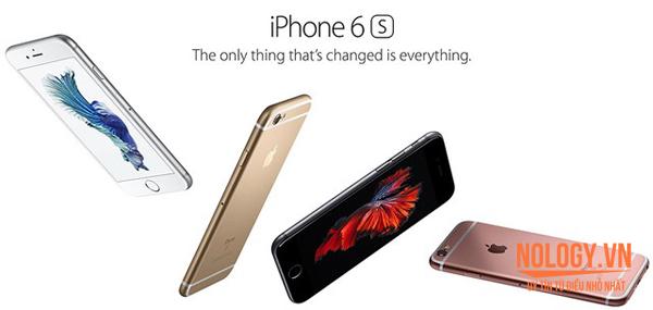 Điện thoại iPhone 6s Nhật