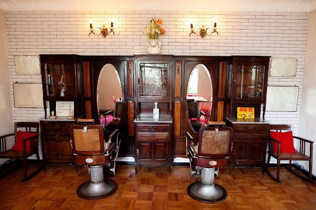 butacas antiguas de barbero
