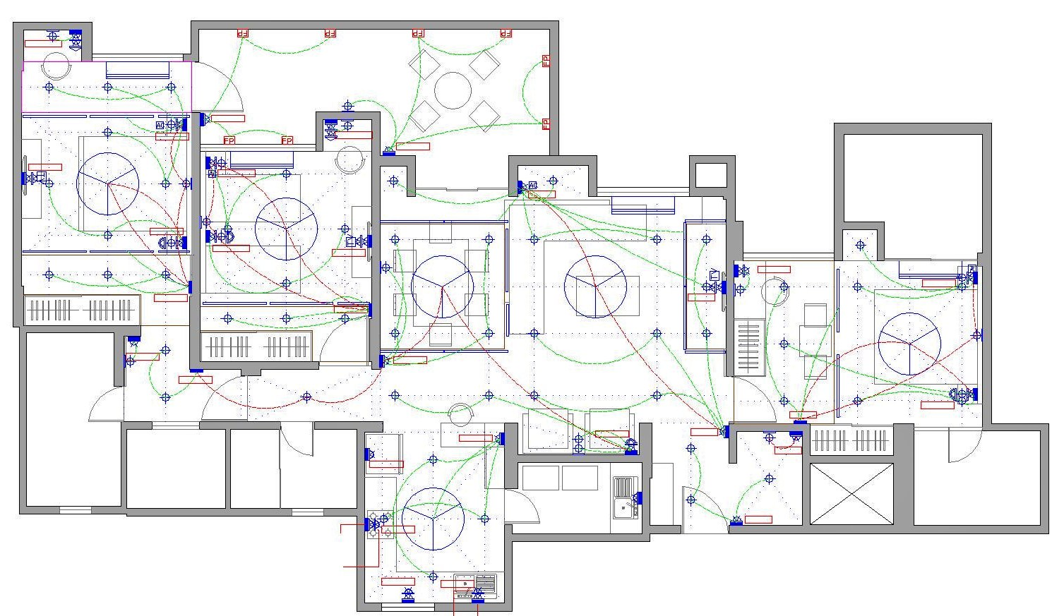 Residential Electrical Drawing Symbols - Merzie.net