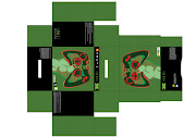 Here I have created my Final Net Design for Xbox 360, where I have chosen to .