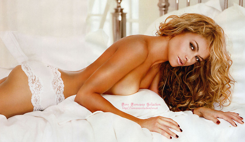 Matchless message Paulina rubio naked at beach