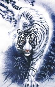 Harimau Putih Prabu Siliwangi