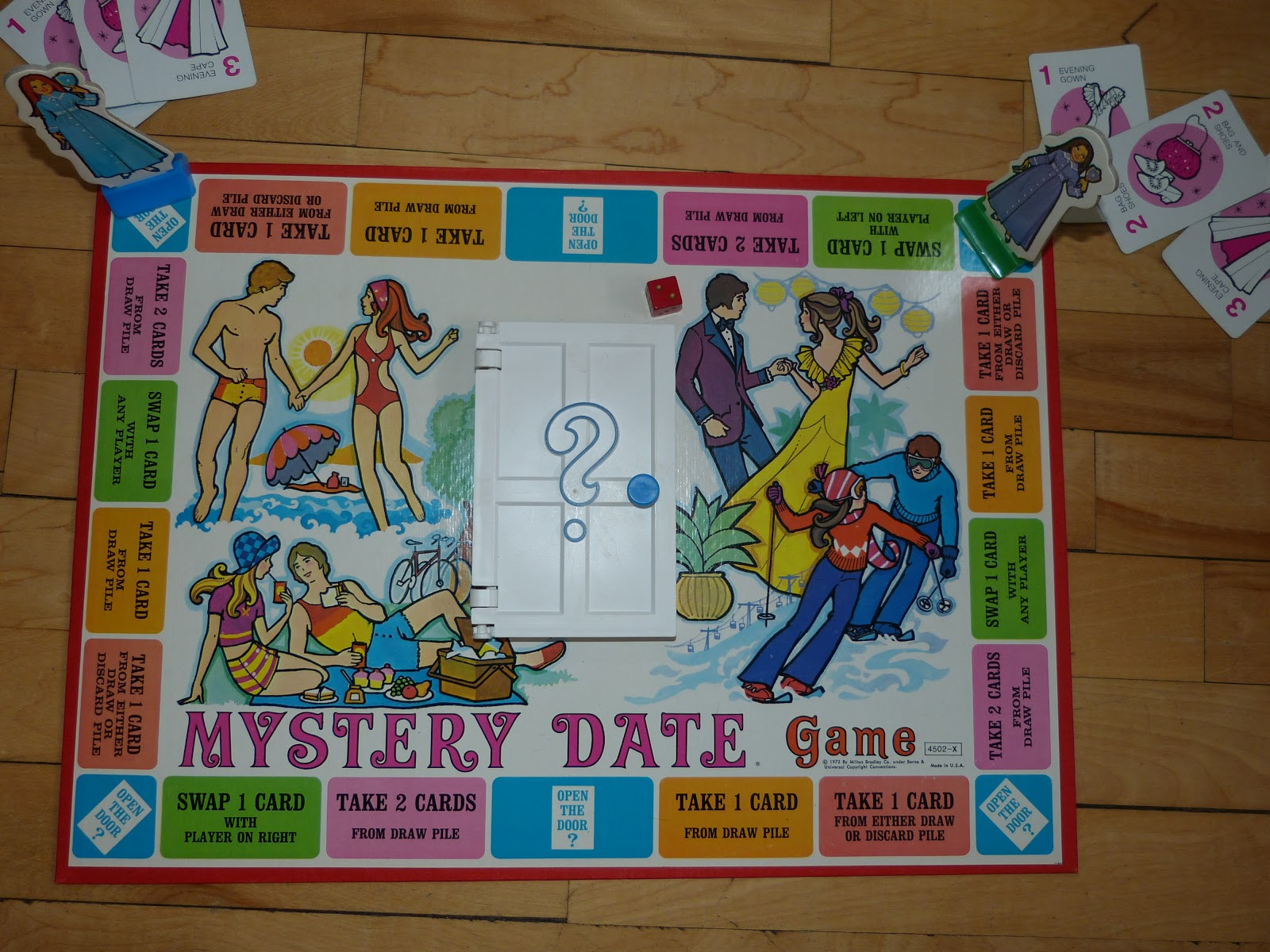 dating detective games