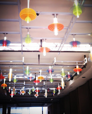 The Daily Pixel #31- Herberger Institute light installation