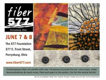 Fiber577 - Contemporary Fiber Art