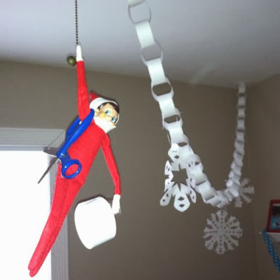 Elf On The Shelf Crafty