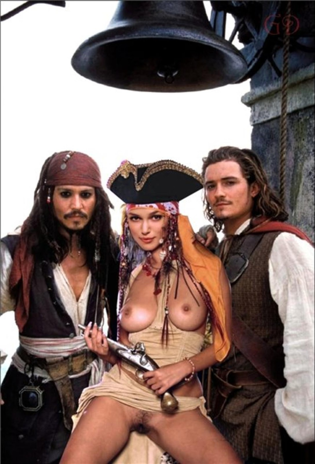 Sex xx pirates of the caribbean softcore scene