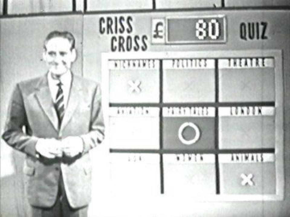 Remember Criss Cross Quiz?