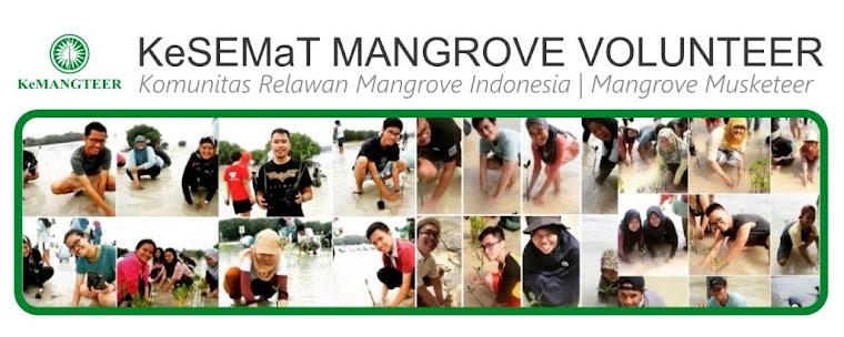 KeMANGTEER | Mangrove Musketeer