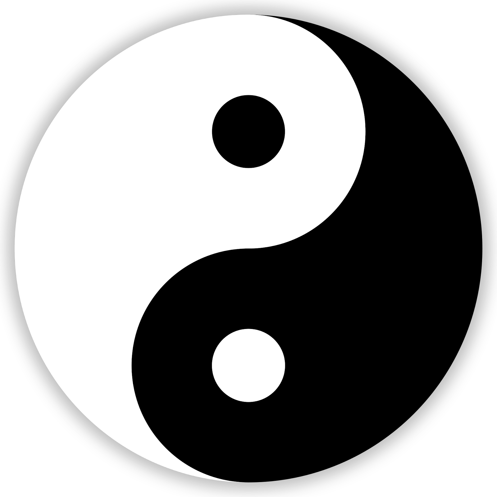 Moment by moment may 2014 the yin yang is the easily recognized taoist symbol of the interplay of forces in the universe in chinese philosophy this symbol represents how biocorpaavc