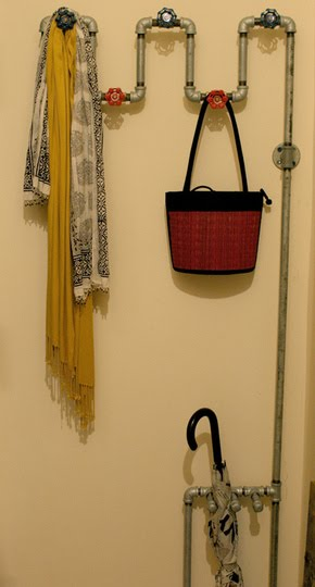 15 unique wall hooks and unusual coat racks part 5 for Creative ideas for coat racks
