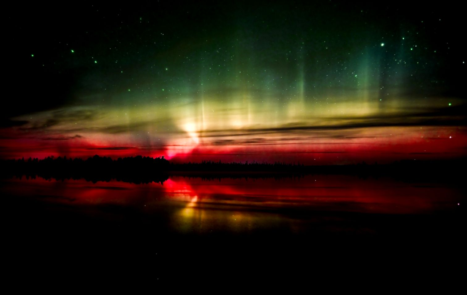 Northern Lights Wallpaper   WallpaperSafari
